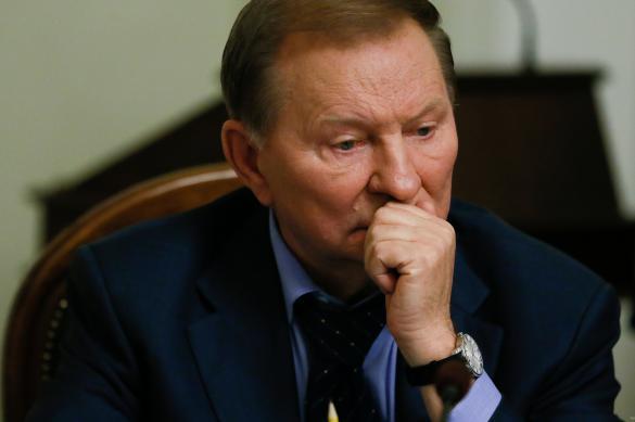 Кучма передаст свои полномочия по Донбассу Резникову