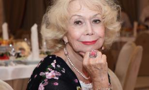 83-летняя актриса Светлана Немоляева хочет скорее вернуться к съёмкам