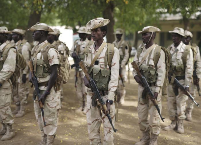 Оружие, техника, внешняя поддержка: министр Чада о силах оппозиции