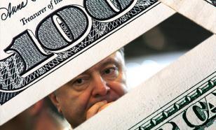 Украина тонет в долгах