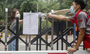 Эксперт: в Китае нет второй волны COVID, там еще первая не прошла