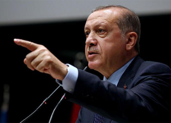 Эрдоган: Франция дорого заплатит, если её самолеты атакуют мои корабли
