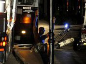 Неизвестный мужчина захватил пассажирский автобус в США