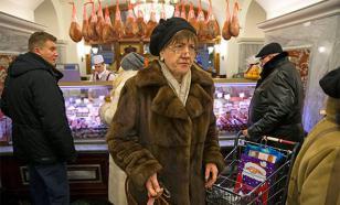 Небогатым россиянам начали выдавать микрозаймы на еду