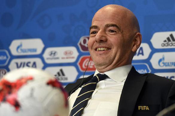 ФИФА в 2018 году получила ,8 млрд прибыли за счет чемпионата мира в России
