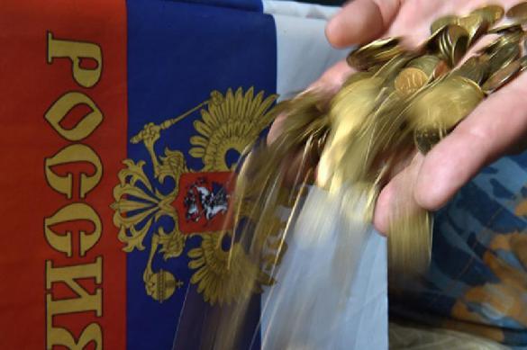 Украина и Белоруссия вошли в тройку крупнейших должников России