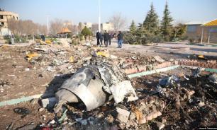 Киев не отвергает версию умышленной атаки на самолет в Иране