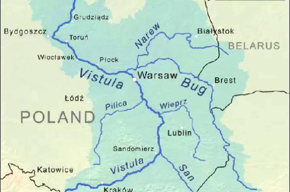Американское СМИ: победить Россию нам помешают реки