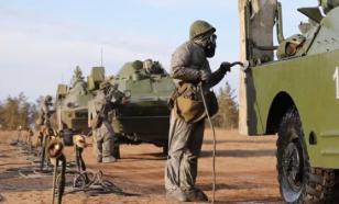 Российские войска готовятся к борьбе с коронавирусом