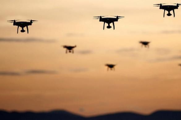 Стая-93: российские дроны, созданные по концепции роя