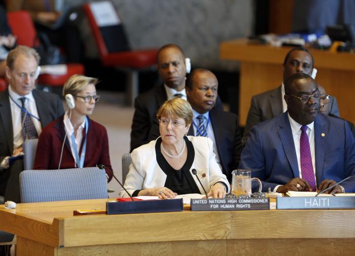 В ООН попросили Байдена не забывать о правах человека