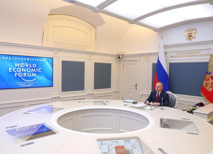 Путин: Технологические гиганты стали мощными соперниками правительств