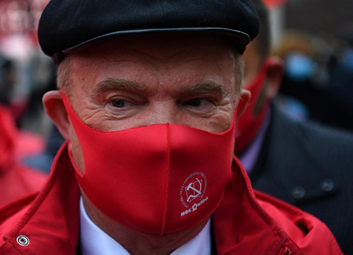 Зюганова обвинили: КПРФ утратила симпатии общества
