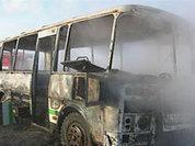 В Индии сгорели 30 пассажиров автобуса