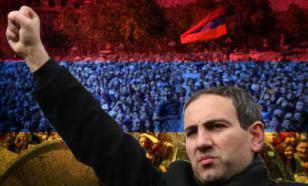 Армянская ягодка цветной революции