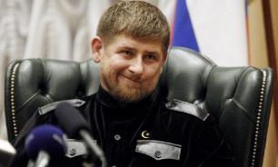 """Кадырова снова заблокировали в """"Инстаграме"""""""