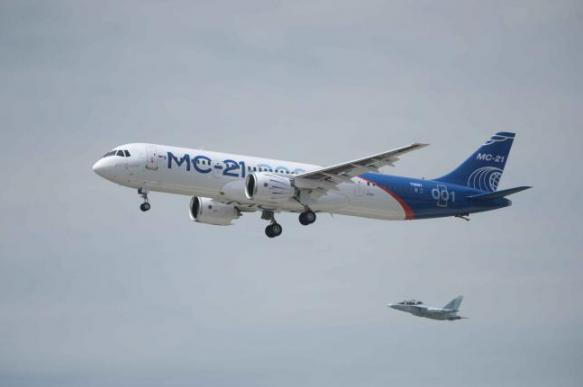 """""""Иркут"""" закупит еще 40 американских двигателей для МС-21"""