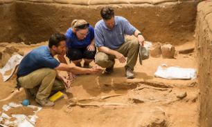 """Археологи обнаружили в древней могиле """"кольцо бессмертия"""""""