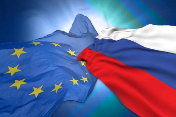 """Прогноз МИД РФ: """"конфликтное сосуществование"""" с ЕС продлится"""