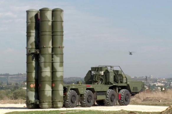 Минобороны опровергло данные об испытании С-500 в Сирии