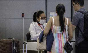 Российские туристы не могут улететь с Филиппин