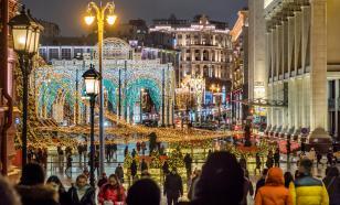 Синоптик рассказала о погоде в Москве в новогоднюю ночь 2021