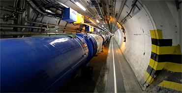 Большой андронный коллайдер: ученые свяжутся с параллельной вселенной