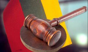 Суд в Вильнюсе: Закон что дышло?