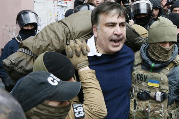 """Генпрокурор Украины озвучил подробности """"задержания"""" Саакашвили. Видео"""