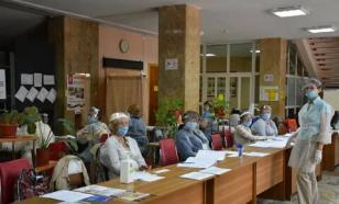 ЦИК огласил данные по явке на голосование в России