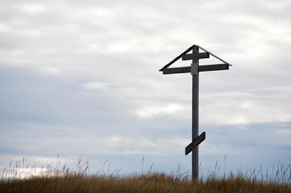 На Кубани преступники вывозили надгробия с кладбищ