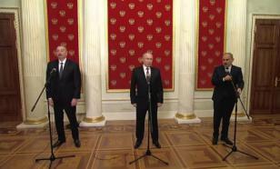 Коллективизм Путина, Алиева и Пашиняна - это новость. Что задумано?