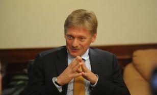 В Кремле считают бессмысленными санкции против России