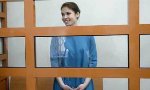 Варвару Караулову признали виновной в попытке сбежать к террористам