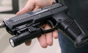 Пистолет ''Удав'' прошел войсковые испытания