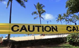На Гавайях за нарушение карантина могут посадить на один год