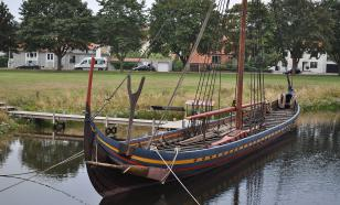 В Норвегии впервые за 100 лет раскопают погребальный корабль викингов
