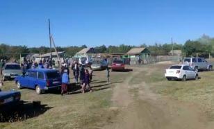 Обыск дома подозреваемого во взрыве под Воронежем сорвался из-за минирования