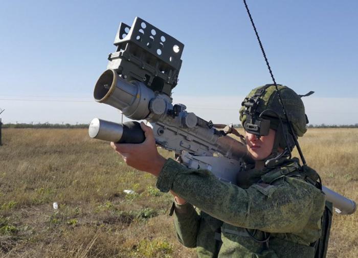 Эксперт назвал плюсы ПЗРК, дальность и меткость которых решили повысить в РФ