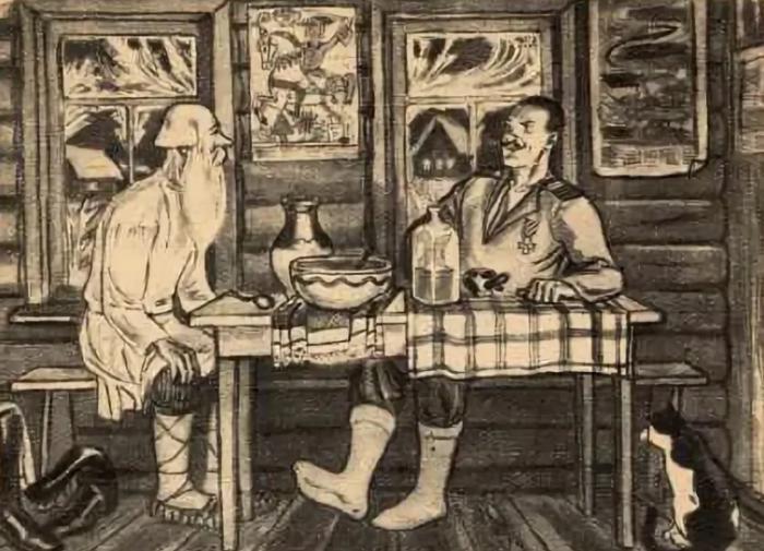 105 лет Александра Нечаева: пусть сказка входит в дом