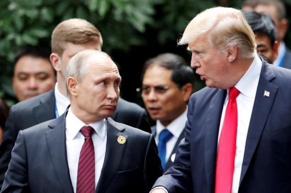 В МИД России пока не знают о формате встречи Путина и Трампа в Японии