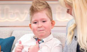 """Ребенок, который родился без мозга, """"нарастил"""" его"""