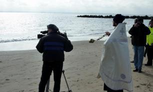 Американские православные освятили Атлантический океан