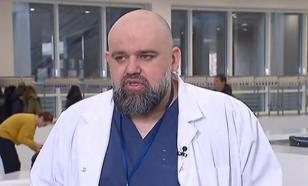 Более 600 зараженных находятся в больнице Коммунарки