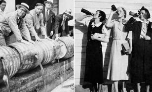 """Как американцы выпили за отмену """"сухого закона"""""""