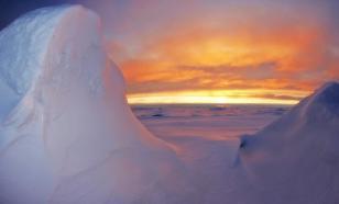 Ледник, которому 3 млн лет, расскажет об истории Земли