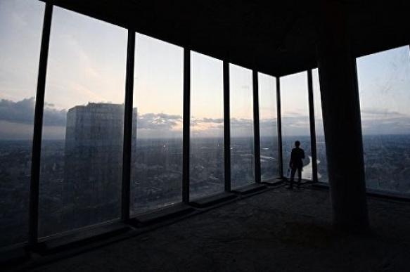 Самый высокий пентхаус Европы, расположенный в Москве, продается за 2,6 млрд рублей