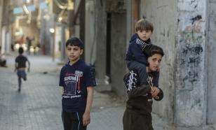 """""""Война камней"""": почему дети Палестины умирают"""
