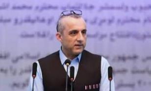 """Объявивший себя и.о. президента Афганистана Салех назвал США """"минидержавой"""""""