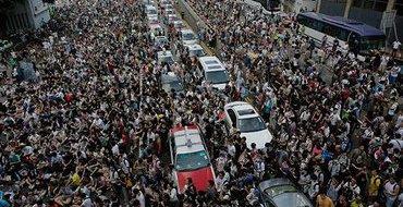 """Мэр Гонконга: Китайский Майдан разогревали """"внешние силы"""""""